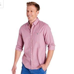 Vineyard Vines slim fit tucker shirt NWOT